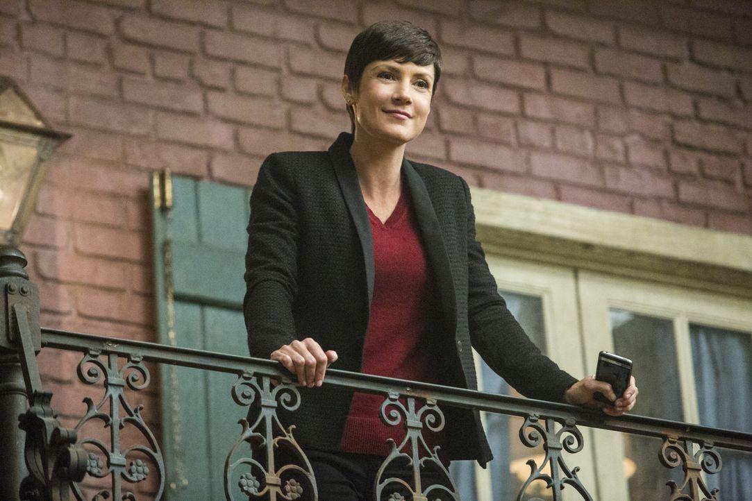 Muss gemeinsam mit ihrem Kollegen einen neuen Fall aufdecken: Special Agent Brody (Zoe McLellan) ... - Bildquelle: 2014 CBS Broadcasting Inc. All Rights Reserved.