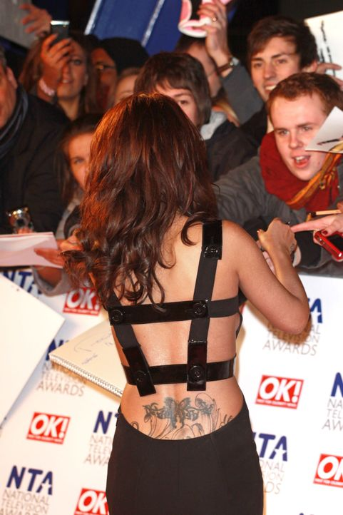 Cheryl Cole - Bildquelle: Lia Toby/WENN.com