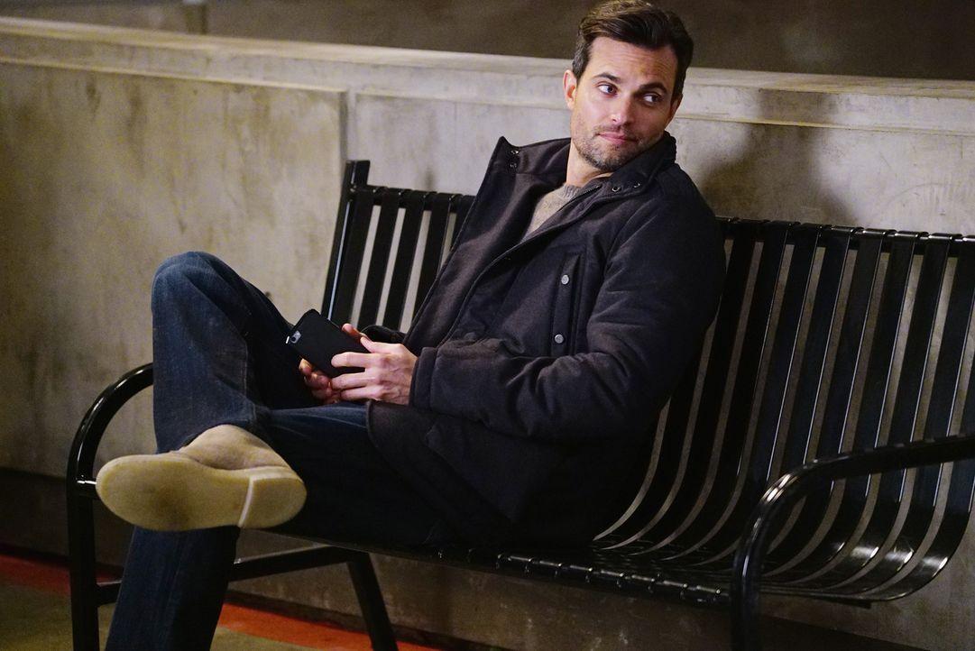 Hofft auf ein Date mit Meredith: Major Thorpe (Scott Elrod) ... - Bildquelle: Richard Cartwright ABC Studios