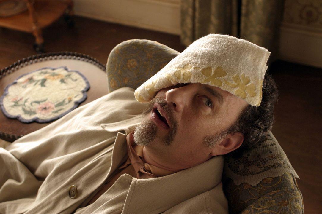 Eigentlich will der zwielichtige Professor Goldthwait Higginson Dorr (Tom Hanks) ein Casino überfallen, doch dann muss er sich mit einer störrisch... - Bildquelle: Touchstone Pictures. All rights reserved