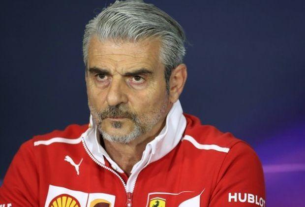 Ferrari-Teamchef Arrivabene glaubt noch an ein Comeback