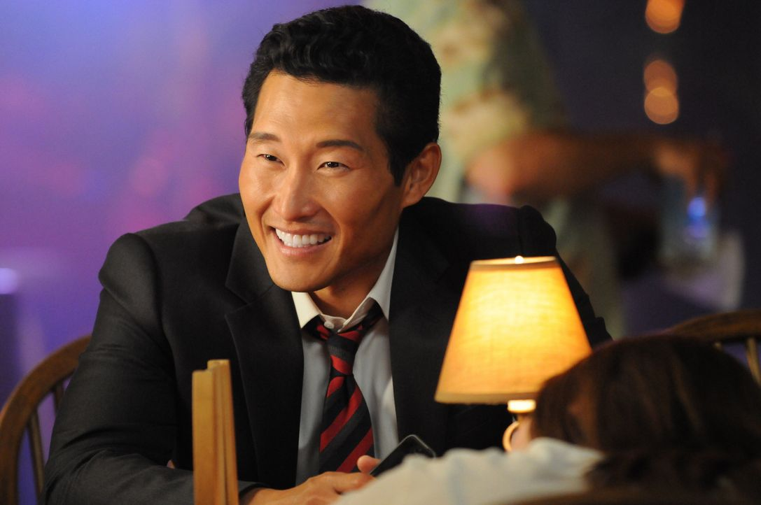 Ein Agent des Secret Services ist ums Leben gekommen. Chin (Daniel Dae Kim) und seine Kollegen ermitteln, um den Mörder zu fassen ... - Bildquelle: 2013 CBS BROADCASTING INC. All Rights Reserved.