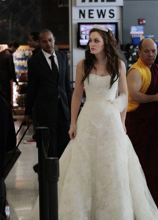 Ausgeflittert: Blair (Leighton Meester) ... - Bildquelle: Warner Bros. Television