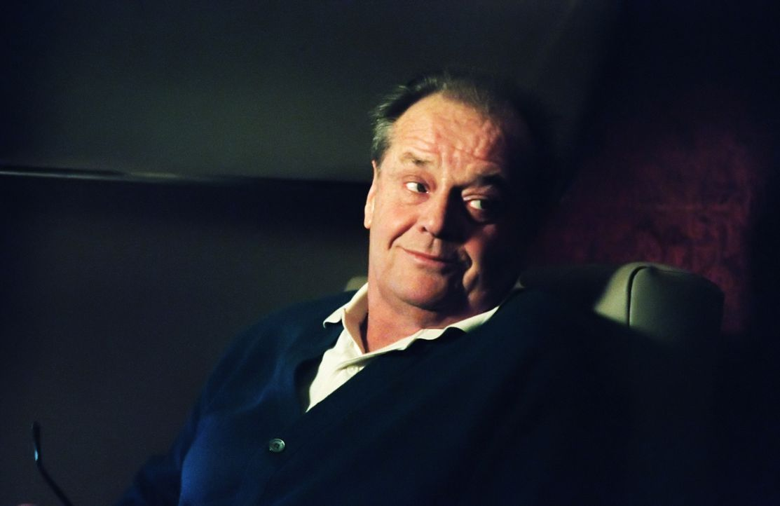 Der reiche und arrogante Großunternehmer Edward Cole (Jack Nicholson) erhält die erschütternde Diagnose Krebs. Er hat nur noch wenige Monate zu lebe... - Bildquelle: TM and   2007 Warner Bros. Entertainment Inc. All Rights Reserved.