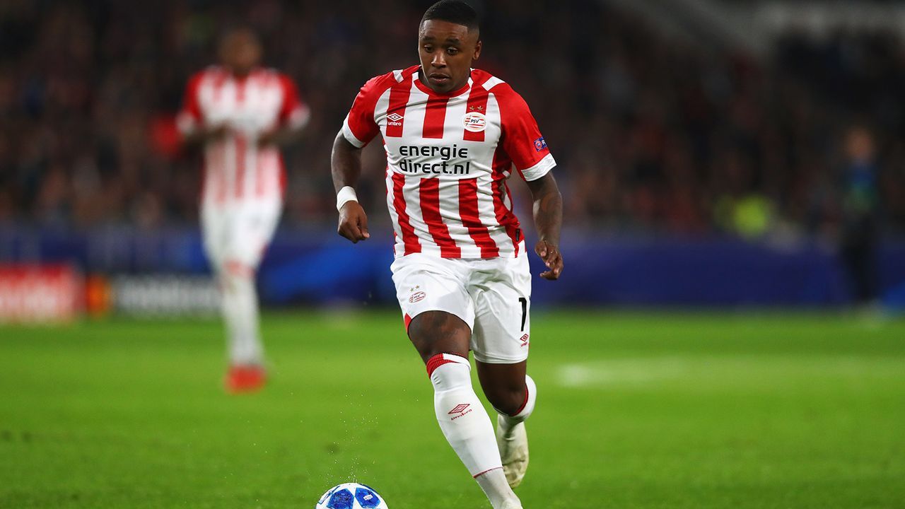 Steven Bergwijn - Bildquelle: 2018 Getty Images