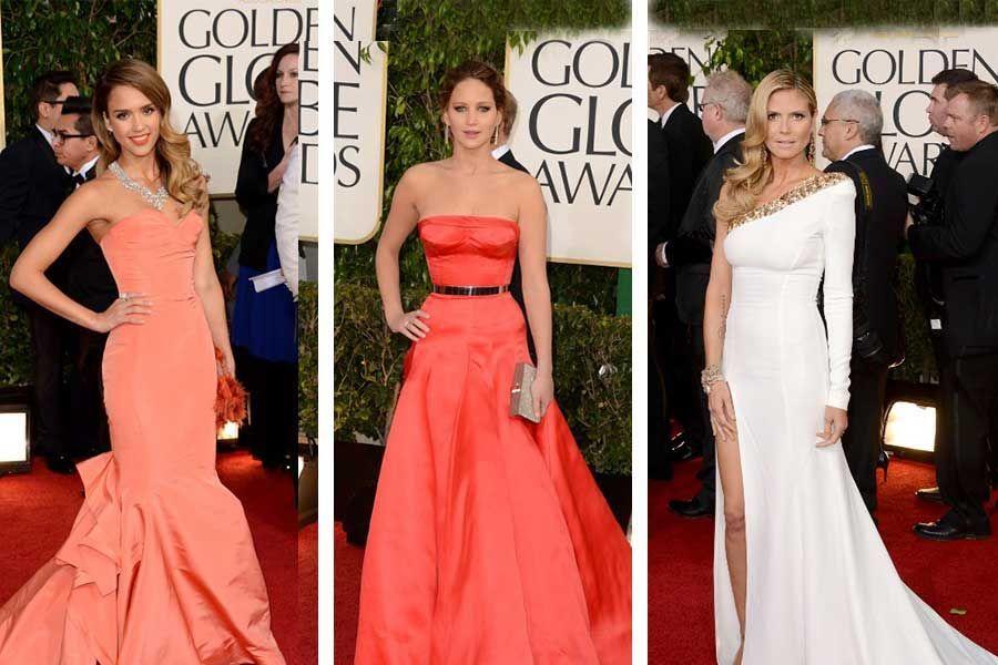 Golden Globes: Die schönsten Kleider Teaser - Bildquelle: AFP