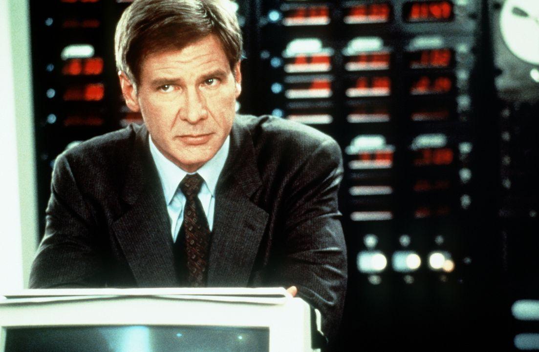 Ryans (Harrison Ford) Leuten gelingt es, ein äußerst aufschlussreiches Gespräch mitzuverfolgen. Nun ist es an der Zeit zu handeln ... - Bildquelle: Paramount Pictures