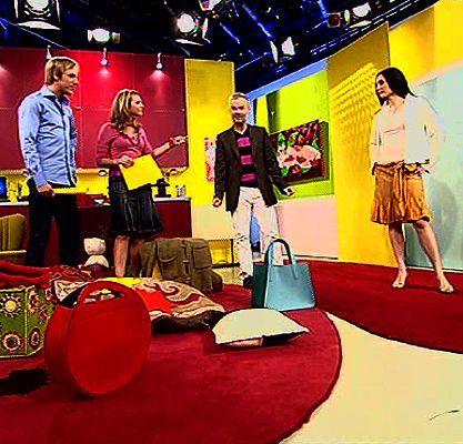 Galerie Strick und Filz - Frühstücksfernsehen - Bildquelle: Sat 1