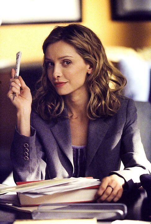 Eigentlich ist sich Ally (Calista Flockhart) sicher, dass sie keine Antidepressiva braucht, doch dann raten ihr auch Renée und John zu dem Schritt .... - Bildquelle: 1999 Twentieth Century Fox Film Corporation. All rights reserved.
