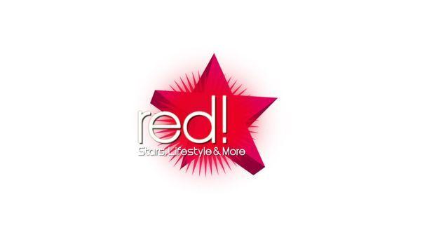 """red! im TV - """"red! Stars, Lifestyle & More"""" - Logo - Bildquelle..."""