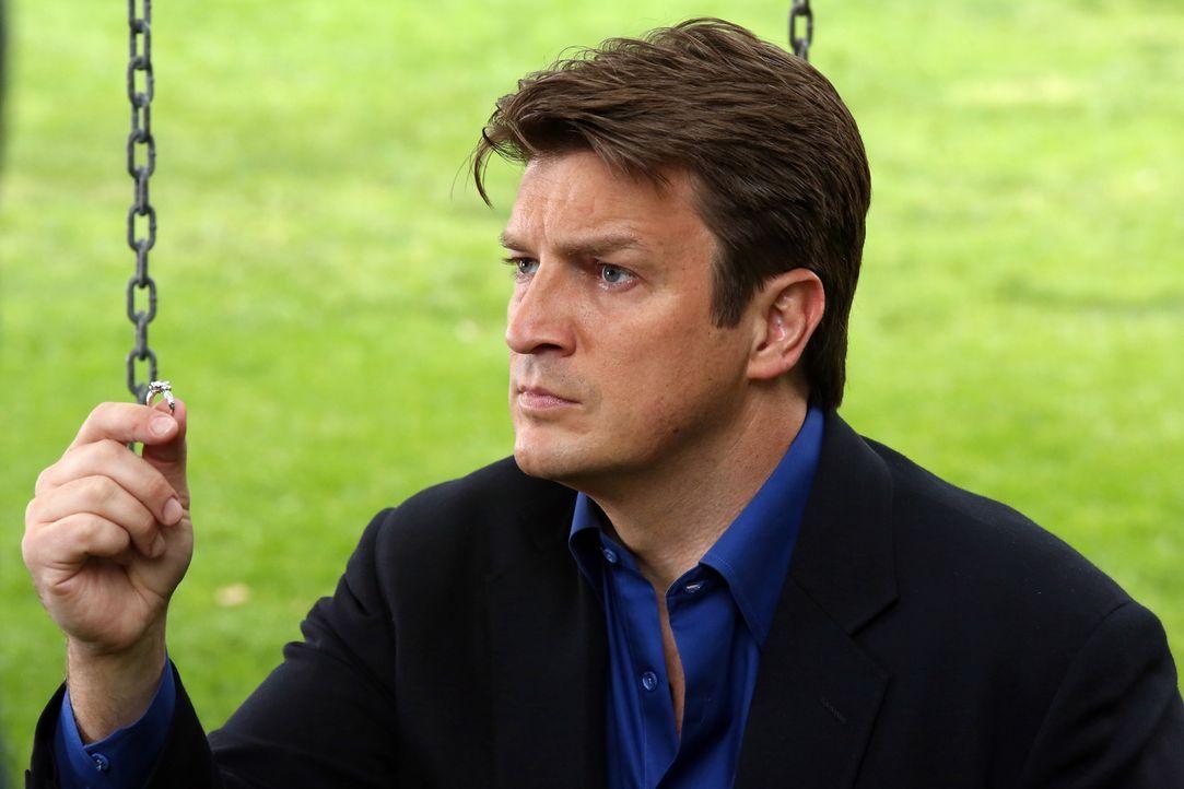 Beckett hat einen Job bei der Bundespolizei in Washington angeboten bekommen und Castle (Nathan Fillion) hat Angst, sie zu verlieren ... - Bildquelle: ABC Studios