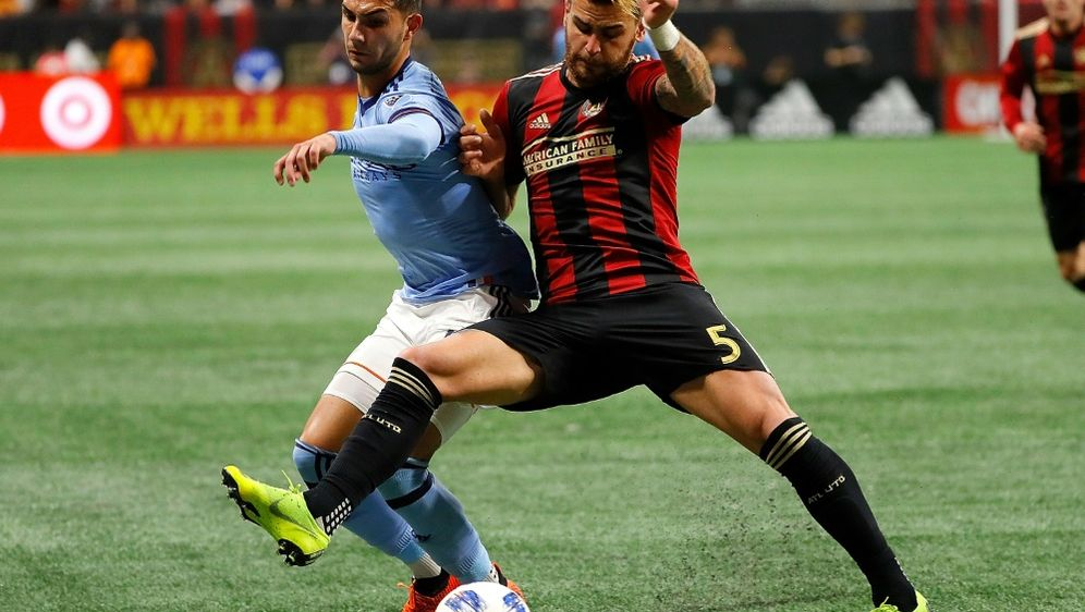 Atlanta United setzte sich gegen New York City FC durch - Bildquelle: GETTY IMAGES NORTH AMERICAAFPSIDKevin C. Cox