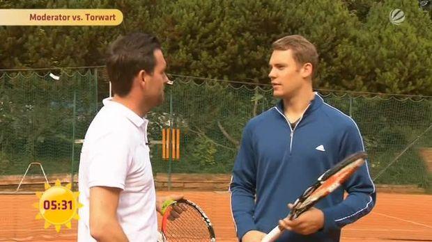 manuel neuer tennis
