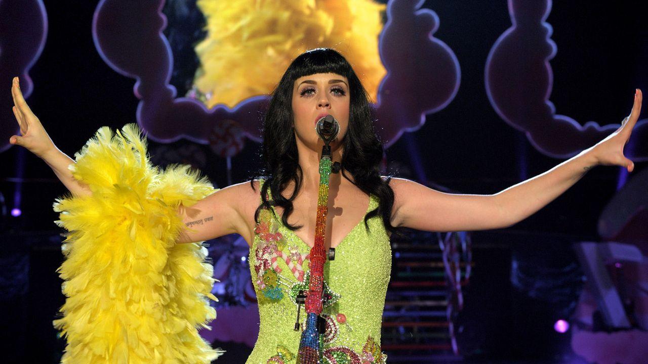 Ein Jugendtraum ist für Katy Perry Wahrheit geworden ... - Bildquelle: 2012 Paramount Pictures. All Rights Reserved.