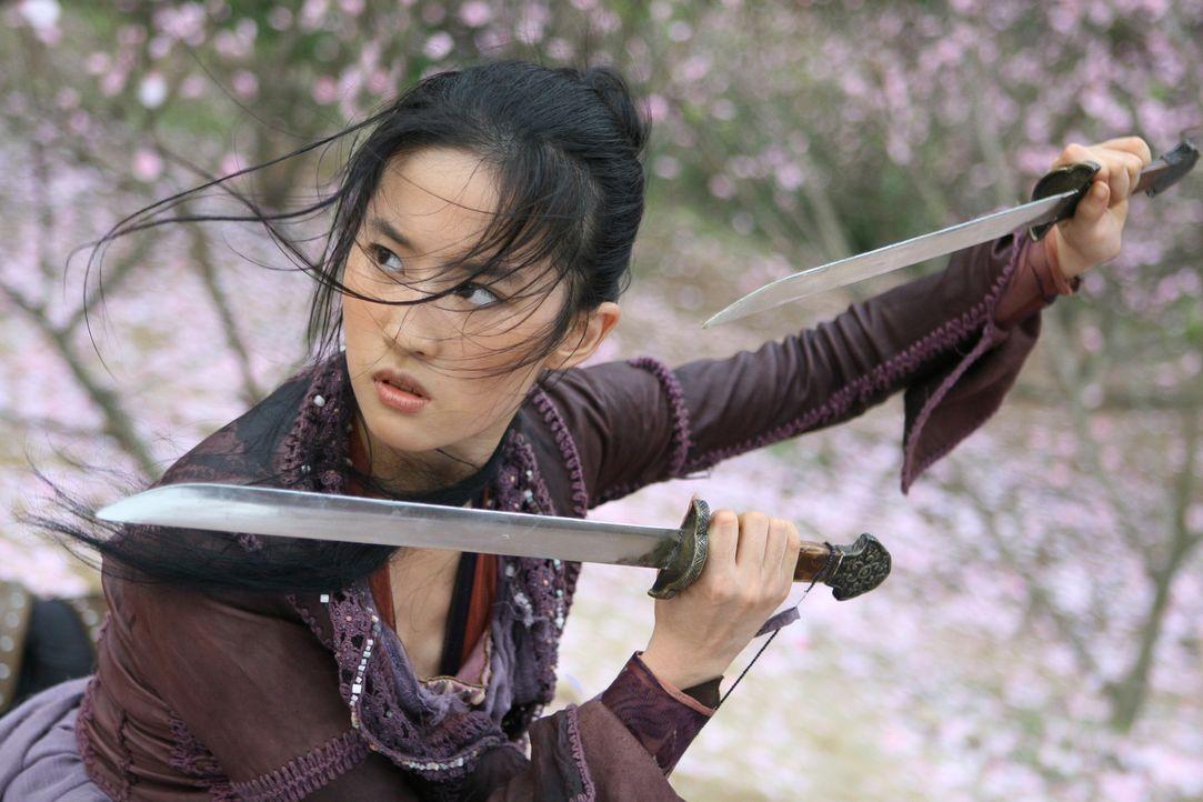 Um das Böse zu besiegen kämpft Sperrling (Yifei Liu) unermüdlich und bis zum bitteren Ende. Aber ist es wirklich das Ende? - Bildquelle: 2008 J&J Project LLC. ALL RIGHTS RESERVED.