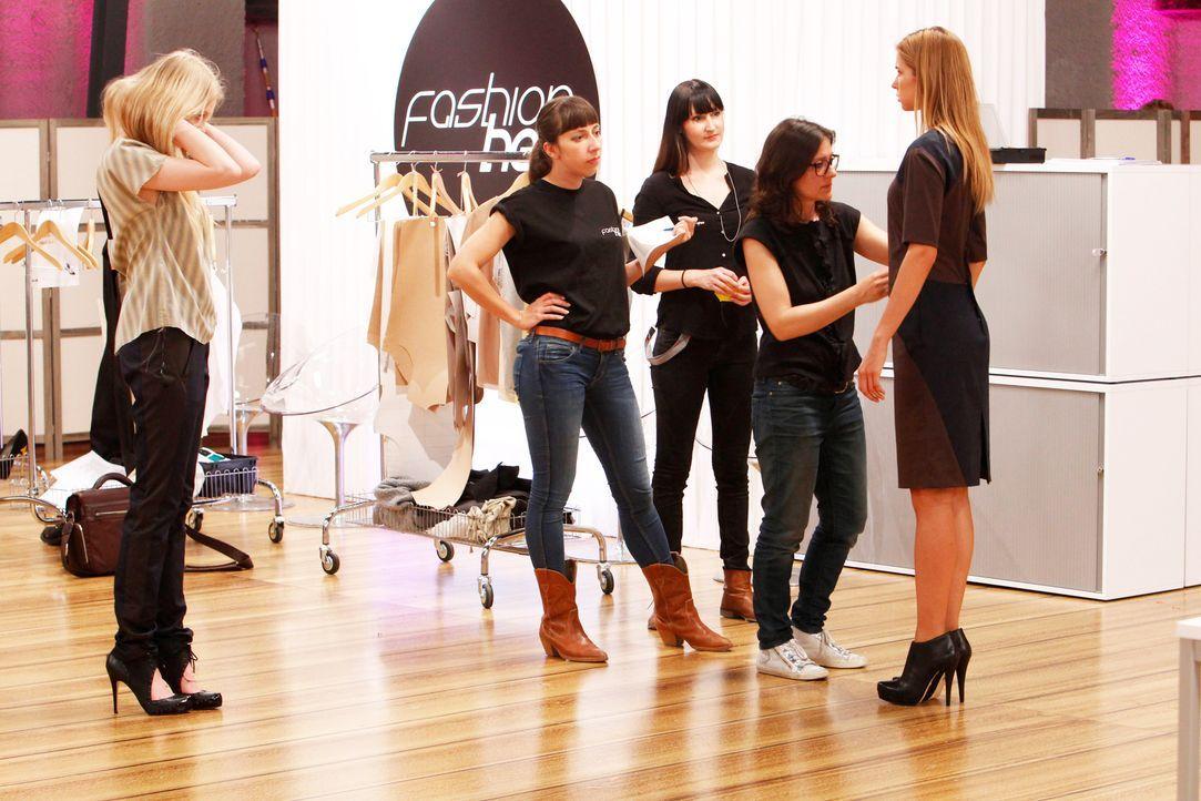 Fashion-Hero-Epi01-Atelier-67-ProSieben-Richard-Huebner - Bildquelle: ProSieben / Richard Huebner