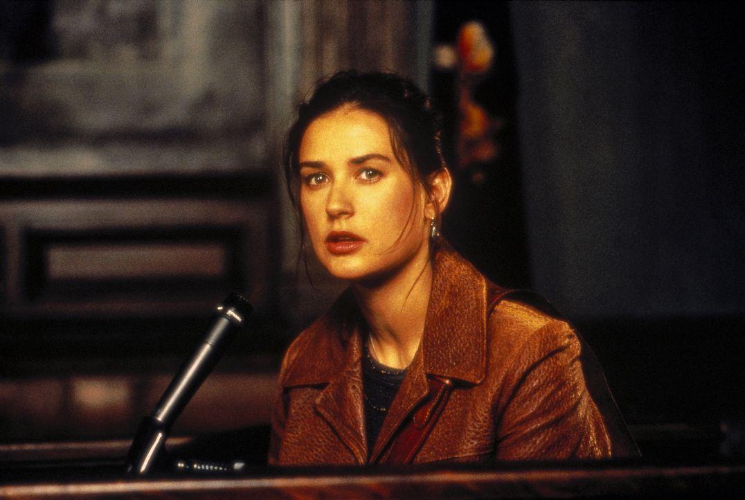 Das Leben ihres Sohnes steht auf dem Spiel:  Annie (Demi Moore) ... - Bildquelle: Columbia Pictures