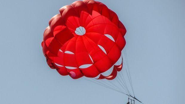 Fallschirm Flug