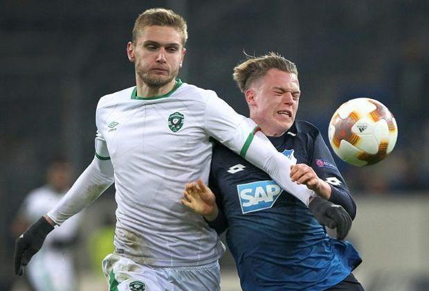 Die TSG verabschiedet sich mit 1:1 aus der Euro League