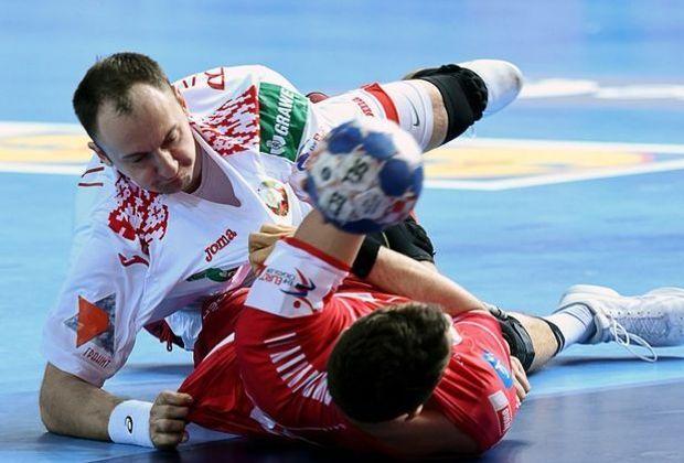 Österreich verlor gegen Weißrussland 26:27