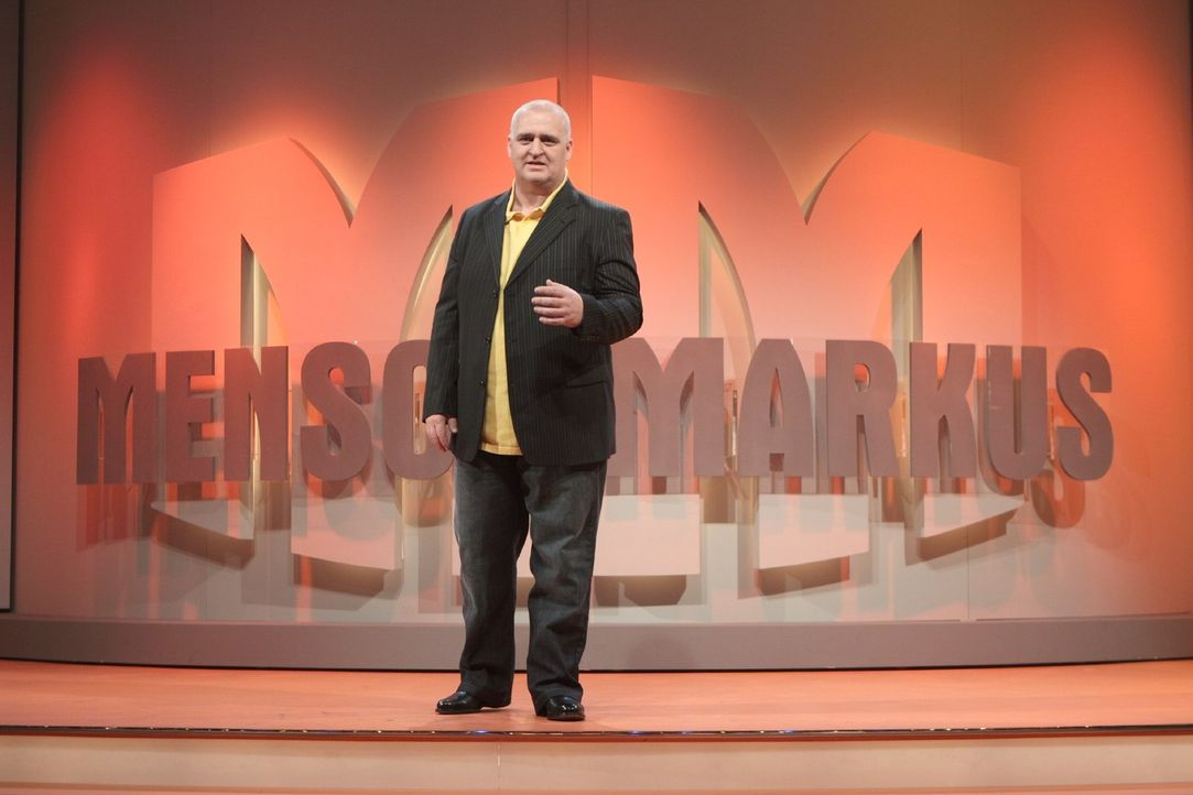 Markus Maria Profitlich - Bildquelle: Frank Hempel Sat.1