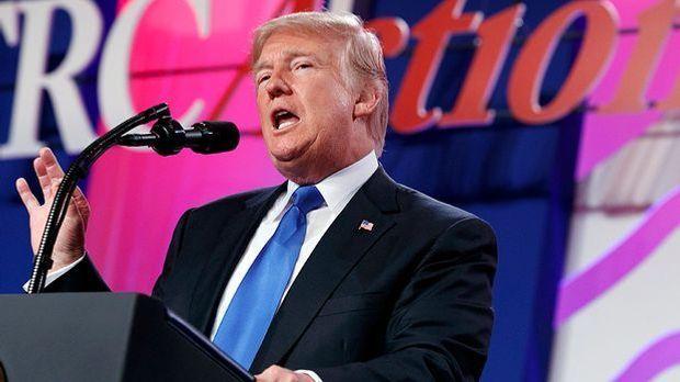 Trump erhöht den Druck auf den Iran