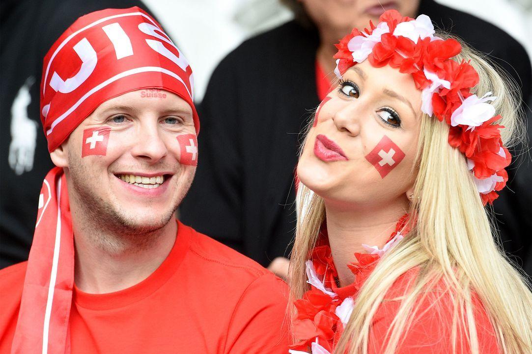 Swiss_couple_FRANCOIS LO PRESTI _AFP - Bildquelle: AFP_FRANCOIS LO PRESTI