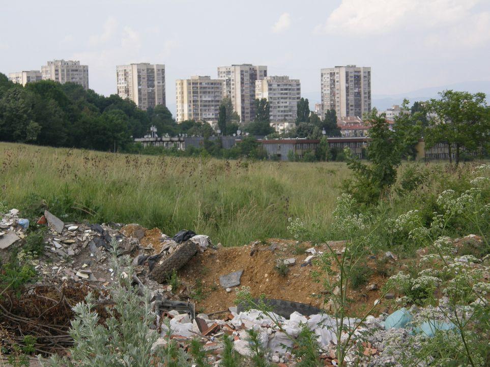 Ross Kemp begibt sich nach Bulgarien, um die Wahrheit über eine der verschämtesten ethnischen Gruppen in Europa zu erfahren ... - Bildquelle: IMG Entertainment 2008