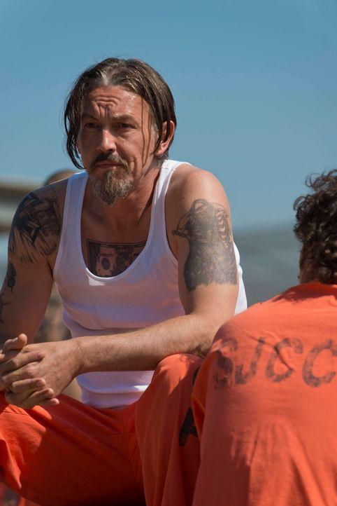 Der Gefängnisaufenthalt wird auch sein Leben verändern: Chibs (Tommy Flanagan) ... - Bildquelle: 2012 Twentieth Century Fox Film Corporation and Bluebush Productions, LLC. All rights reserved.