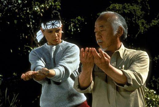 Karate Kid III - Die letzte Entscheidung - Wieder einmal muss Daniel (Ralph M...