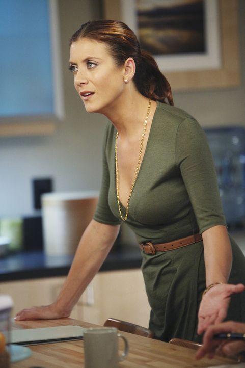 Während Amelia eine Patientin behandelt, die an der Parkinson Krankheit leidet und ständig ihren Ehemann betrügt, bittet eine Patientin ohne Geb - Bildquelle: ABC Studios