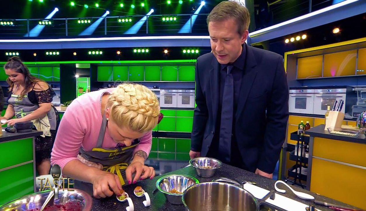 The-Taste-Finale-12 - Bildquelle: SAT.1