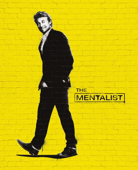 (6. Staffel) - The Mentalist: Patrick Jane (Simon Baker) ... - Bildquelle: Warner Brothers Entertainment Inc.