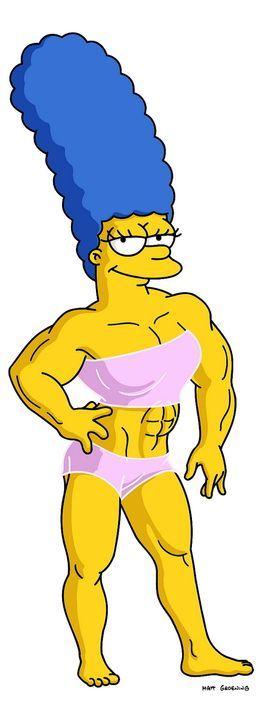 Aus Angst, sich bei einem erneuten tätlichen Übergriff wieder nicht wehren zu können, trainiert Marge wie verrückt und wird so zu einer wahren K... - Bildquelle: und TM Twentieth Century Fox Film Corporation - Alle Rechte vorbehalten