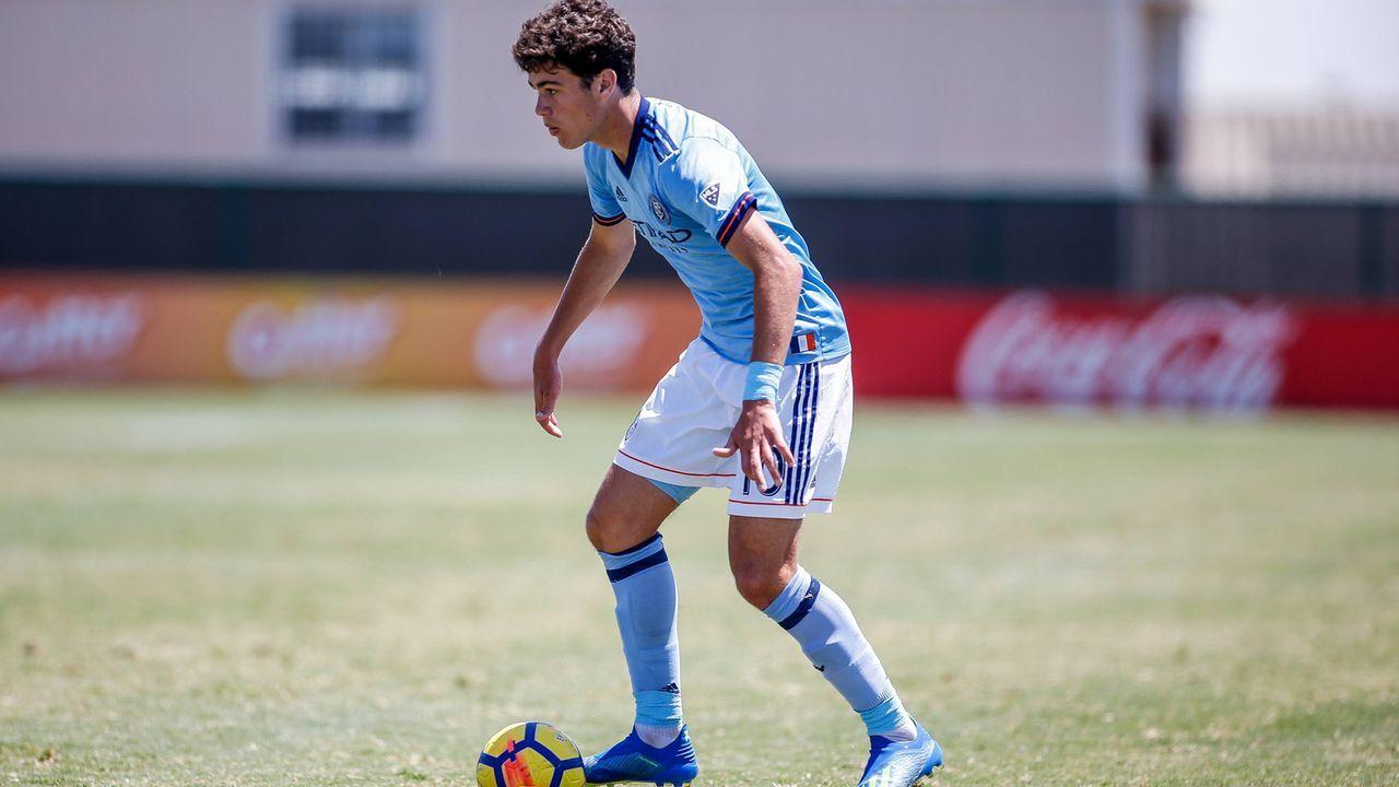 Giovanni Reyna (New York City FC) - Bildquelle: imago/ZUMA Press