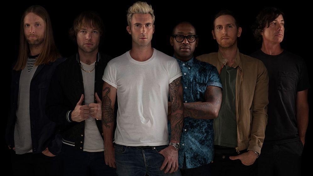 """Mit """"Maps"""" hauen sie ihren nächsten Hit raus. - Bildquelle: Universal Music"""