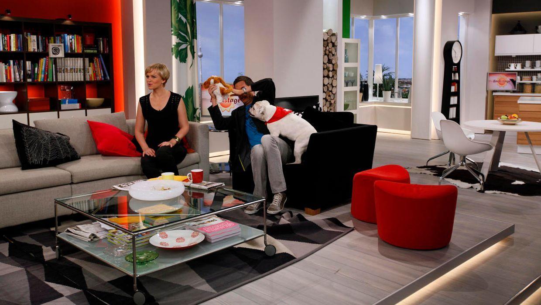 fruehstuecksfernsehen-die-moderatoren-studio-105 - Bildquelle: Ingo Gauss