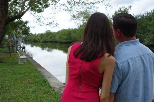 In Fort Myers haben sich Brandi (l.) und Joe (r.) lieben gelernt. Jetzt suche...