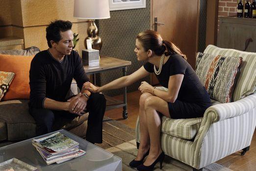Private Practice - Addison (Kate Walsh, r.) ermutigt Amelia dazu, sich auf di...