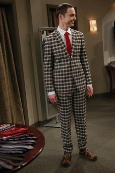 The Big Bang Theory - Sheldon (Jim Parsons) hat den diesjährigen Wissenschaft...