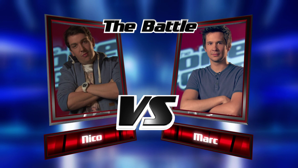Nico vs. Marc