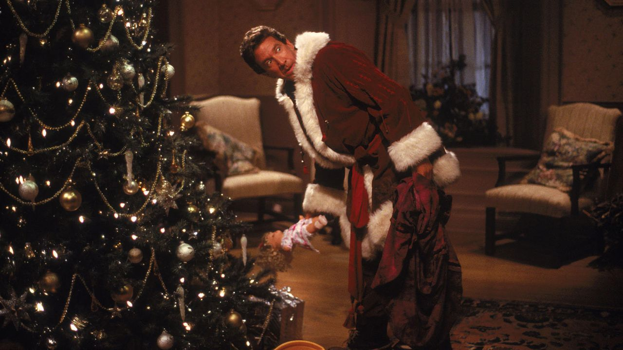 Santa Clause - Bildquelle: .DVD erschienen bei www.disney.de
