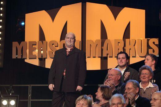 Mensch Markus - Vom Publikum immer wieder gefeiert: Markus Maria Profitlich -...