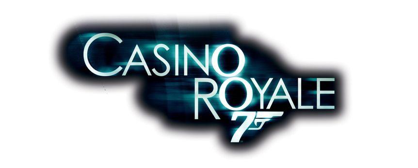 James Bond 007: Casino Royale - James Bond 007: Casino Royale - Logo - Bildqu...