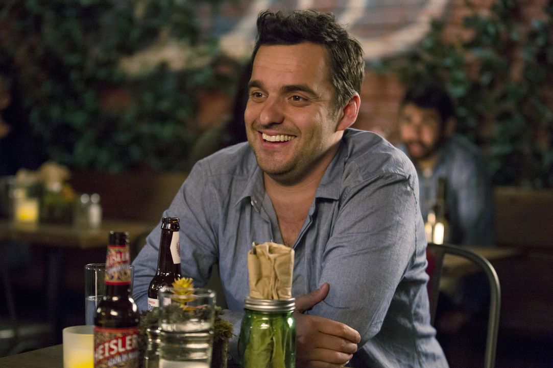 Geht auf ein ungewöhnliches Date: Nick (Jake Johnson) ... - Bildquelle: 2014 Twentieth Century Fox Film Corporation. All rights reserved.