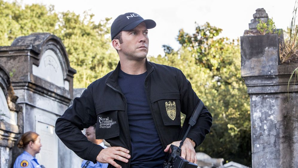 Lucas Black über den Draufgänger LaSalle - Bildquelle: 2014 CBS Broadcasting Inc. All Rights Reserved.