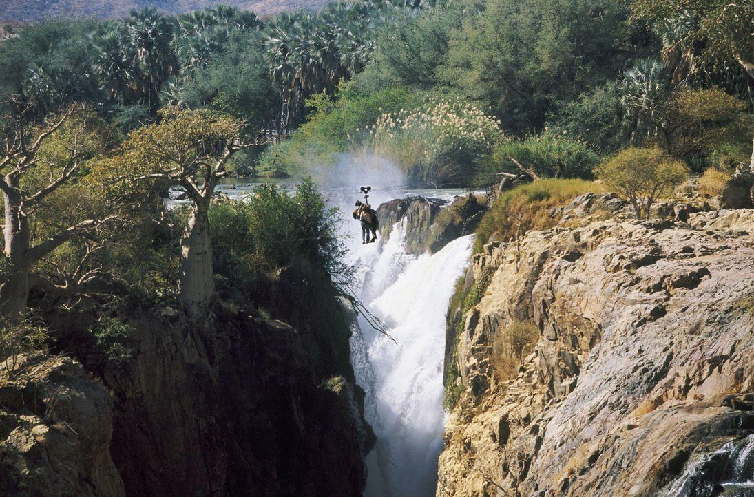 Wagen das Unmögliche: Grace und Himba Kadjiro ... - Bildquelle: Gaumont