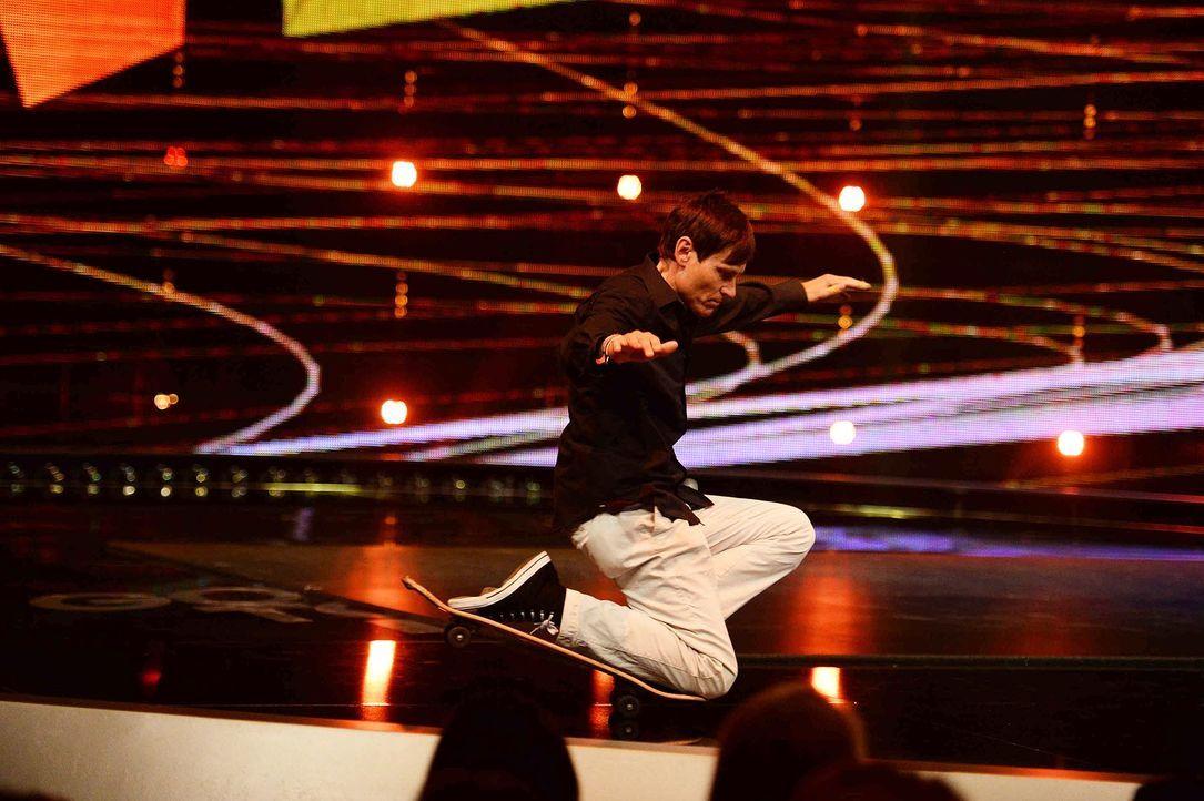 Got-To-Dance-Guenther-Eddie-03-SAT1-ProSieben-Willi-Weber - Bildquelle: SAT.1/ProSieben/Willi Weber