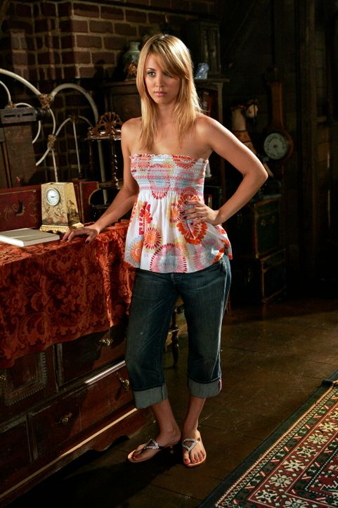 Als sich Piper alias Jenny bei einem Headhunter als Führungskraft bewirbt, wird sie bei der Sicherheitsüberprüfung als flüchtige Kriminelle Maya Hol... - Bildquelle: Paramount Pictures