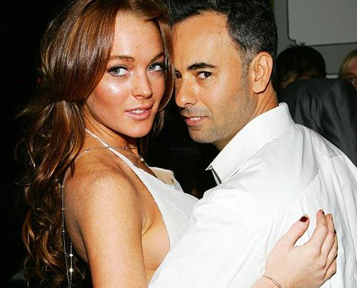 Galerie: Lindsay Lohan - Bildquelle: getty - AFP